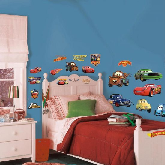 Disney-Cars-Muursticker xl