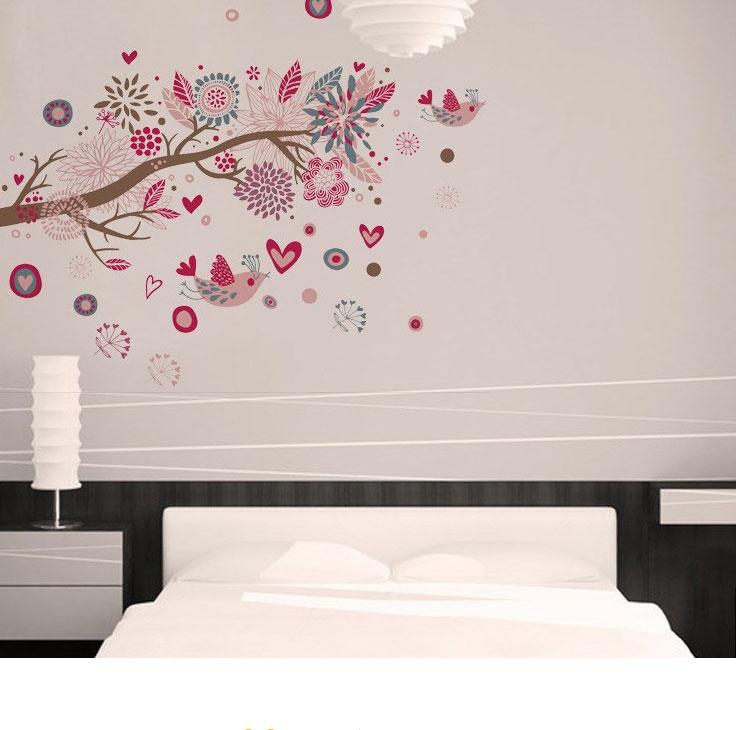 Muurstickers Slaapkamer Ideeen : Muursticker slaapkamer hd walls find ...