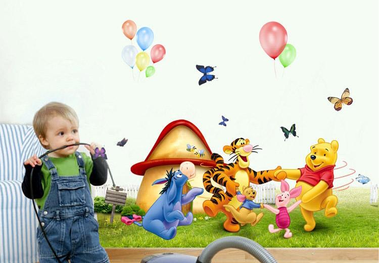 muurstickers voor in de babykamer - bekijk alle stickers!, Deco ideeën