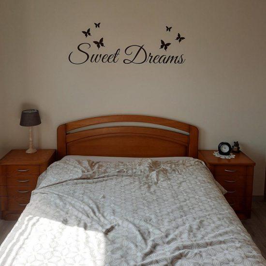 sweet-dreams-muursticker
