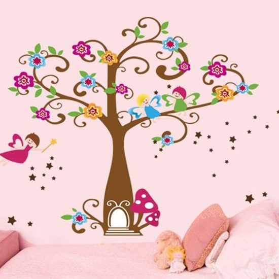 elfenboom-wallsticker