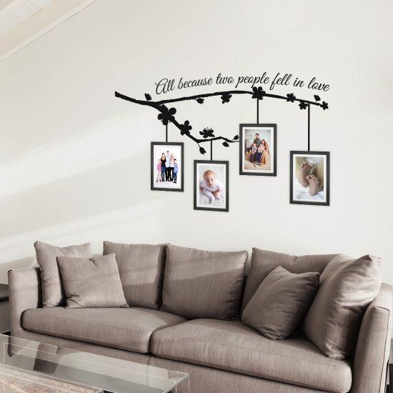 fotolijstjes-fotolijsten-muurstickers-sticker-met-tekst-woonkamer-goedkoop-zwart