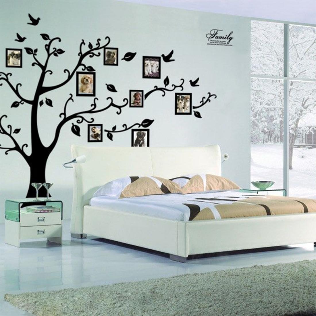 bomen en bloemen muurstickers - bekijk alle stickers, Deco ideeën