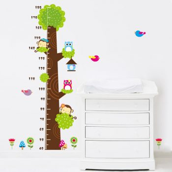 groeimeter-dierenboom-muursticker-kinderkamer