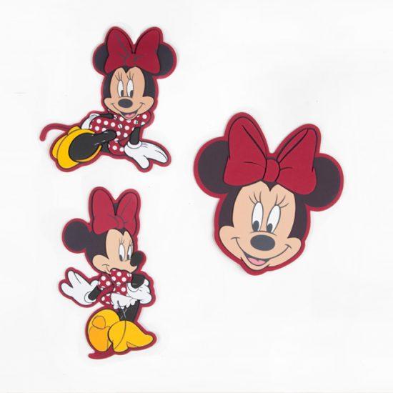 minnie mouse muurstickers