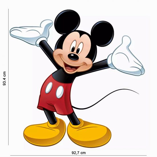 mickey-mouse-muursticker-afmetingen