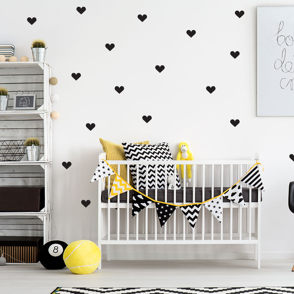 Decoratie Stickers Kinderkamer.Babykamer Decoratie Muur