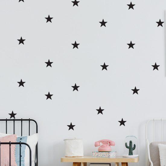 Sterren-zwart-ster