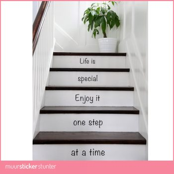 trapstickers-teksten-life-is-special-enjoy-it-one-step-at-a-time