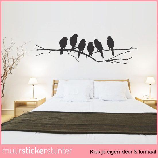 vogels-op-tak-muurticker-1eigen-kleur-woonkamer