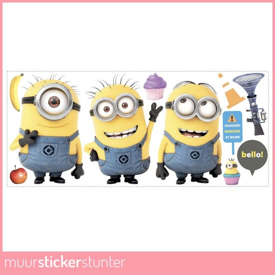 despicable-me-2-muursticker