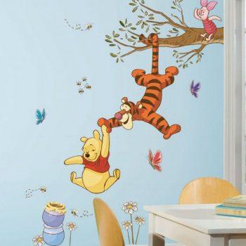Stickers Kinderkamer Disney.Disney Muurstickers Ruim Assortiment Gratis Verzending