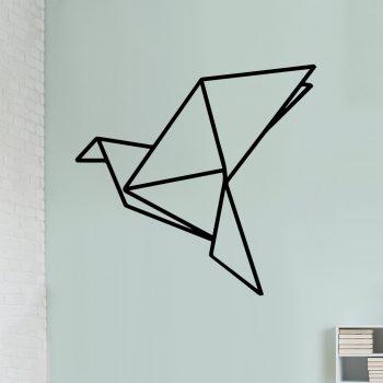 origami-vogel-muursticker