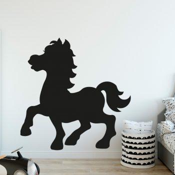 Pony-paard-kinderkamer