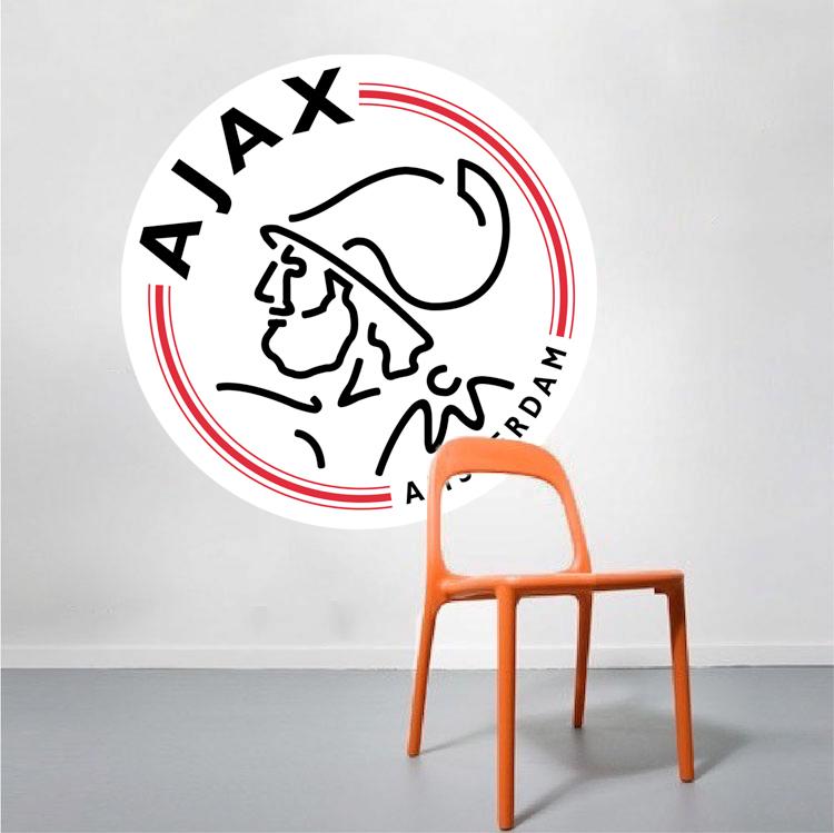 ajax-logo-muursticker-wandsticker-in-kleur-
