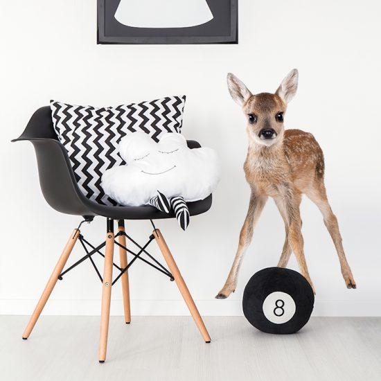 muursticker-hert-herten-wandsticker-kinderkamer-baby-deer-herten-bos