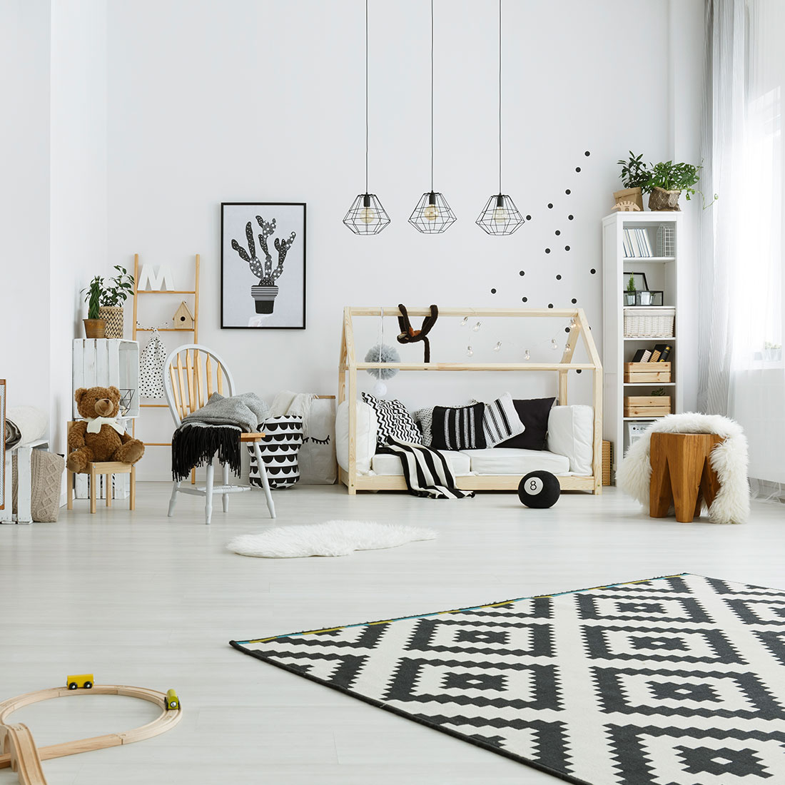 Sterren Accessoires Babykamer.Scandinavische Kinderkamer Accessoires Ideeen Bekijk Dit Blog