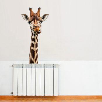 giraffe-muursticker-hoog-groot-echt