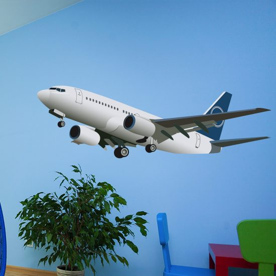 muursticker-vliegtuig-passagiers-wandsticker-kinderkamer-echt