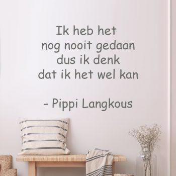 pippi-langkous-muurtekst-quote-sticker-ik-heb-het-nog-nooit-gedaan