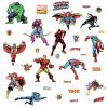 Muursticker Marvel