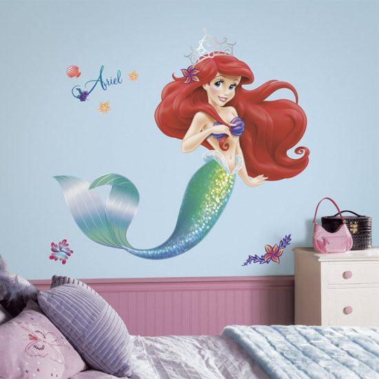 De-Kleine-Zeemeermin-Disney-Ariel