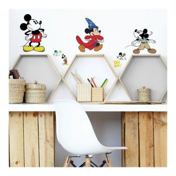 Mickey-Mouse-90-Jaar-Disney-Walt-Muis-Mini