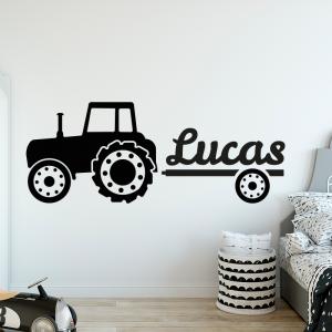 muursticker-tractor-met-naam-trekker-sticker-wandsticker-deursticker