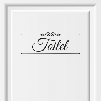 deursticker-toilet-sier-ornament-wc-sticker