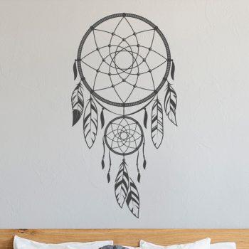 muursticker-dreamcatcher-slaapkamer-diy-ideeen-leuk