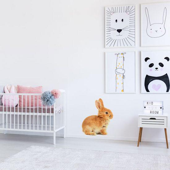 muursticker-konijntje-babykamer-lief-schattig-ideeen-leuk-diy