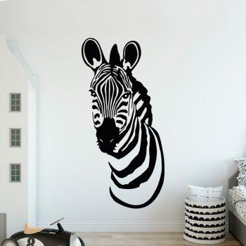 muursticker-zebra-kinderkamer