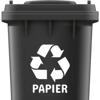 papier-recycle-sticker-container-wit