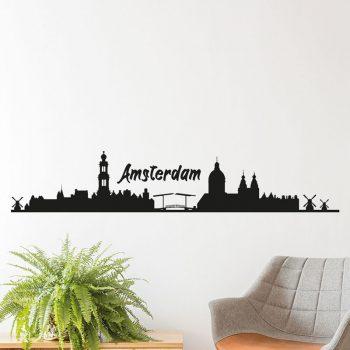muursticker-skyline-amsterdam-zwart-wit-groot-klein-i-am-diy-ideeen-leuk-goedkoop