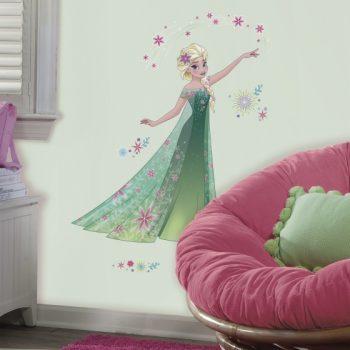 babykamer kinderkamer inspiratie ideeen roommates_muursticker_frozen_elsa_vinyl_104_x_117_cm_3_344729_1576588548