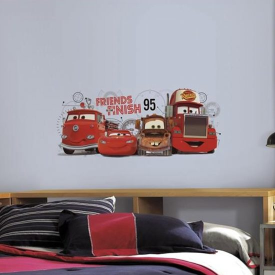 muursticker cars kinderkaemr rmk2556gm