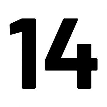 brievenbus huisnummer stickers klikostickers voordeur raamstickers cijfjers naar wens