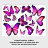 muursticker raamsticker vlinders roze meisjeskamer vrolijk ideeen prinsessen licht paars