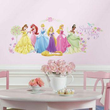 princess muurstickers