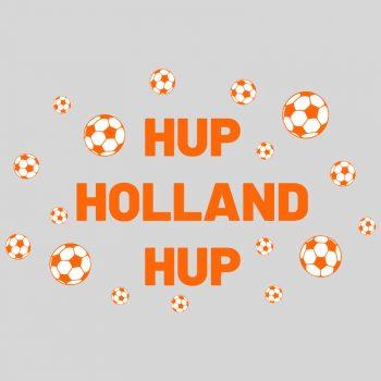 raamsticker statisch herbruikbaar oranje nederlands elftal wk wereldkampioenschap europees kampioenschap versiering tuin decoratie